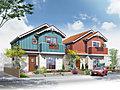 住協が提案する北欧スタイルハウス。グランシア東久留米市学園町1丁目