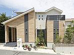 【12号地】フロントガーデンのある家(6ステージ:12号地モデルハウス/平成27年7月撮影)