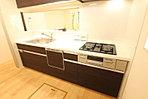 1号棟 キッチン(食器洗浄乾燥機で、お忙しい奥様の家事を手助けします)