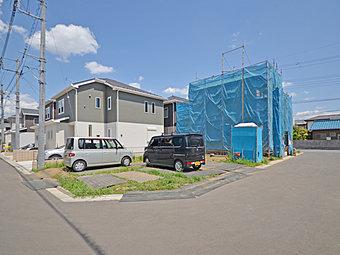 14・15号棟外観(平成28年9月撮影)