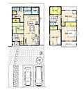 6号地プラン例 建物面積 99.37m2(30.05坪)