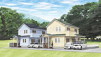 【オレゴン物語 八千代台北】 北米風のエコ住宅が八千代に登場します!まずはモデルハウスのご見学から!