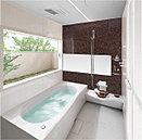 ゆったり浸れてお手入れ楽々なバスルーム。
