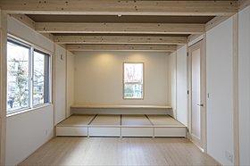LDKと和室を併せて22.2帖の広々空間