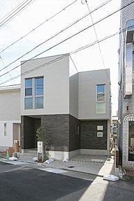 ■スタイリッシュな都市型住宅■A棟外観イメージ