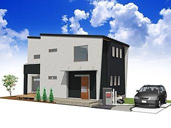 心惹きつける新築住宅!日々の生活の中で描いた趣味とともに生きる生活!遊び心のある間取りは生活に彩りを添えてくれます。