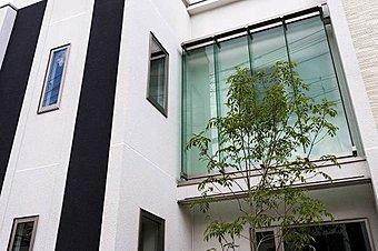J・アーバン新検見川 街並み写真(左からNo31、32、33、28、29、30区画となります)