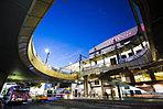 新宿・東京にダイレクトアクセスが可能のJR中央線「三鷹」駅 ※平成27年10月撮影