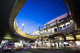 中央線中央特快停車駅×始発駅のJR中央線「三鷹」駅徒歩圏。
