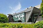 【東京都現代美術館】…1,110m 現代美術の振興を図り、芸術文化の基礎を充実させることを目的として1995年木場公園の北側に開館。