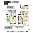 ●1号棟【間取り図】