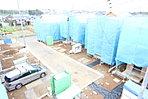 【外観】敷地面積49坪超、建物面積29坪超のゆたっりプラン!!