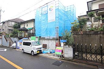 【外観】横浜市営地下鉄グリーンライン「日吉本町駅」徒歩9分「高田駅」徒歩12分の立地に新1邸誕生です!