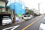 【外観】カースペース、2台OK!(1台小型車)