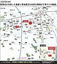 【現地案内地図】