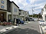 大阪狭山市アローラタウン金剛1期のモデルハウス