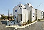 【施工例】スタイリッシュなデザインのモデルハウス