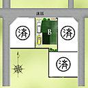 岩塚町配置図(雅仕様)です。残2棟(2016.09.16更新)