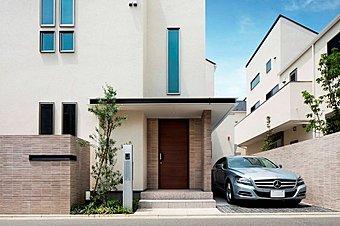 大森山王の穏やかな住宅地に全10棟のデザインレジデンス誕生