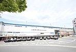 JR西明石駅まで徒歩11分。新快速・新幹線が停車するので大変便利。