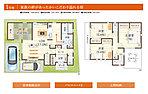 【モデルハウス:1号地】 3,590万円 (消費税・外構工事費・諸負担金・オプション工事費込)