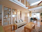 高耐震の低燃費デザイナーズ住宅「zero-e(ゼロ・イー)」施工事例