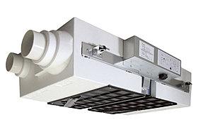 熱交換換気システムLIXIL「エコエア85」いつも綺麗な空気