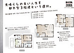 快適な生活空間、家族それぞれのプライベート空間、すべてが叶う都市型3階建住宅