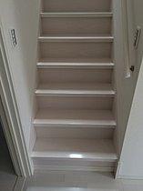 階段同仕様 カラフルな感じもできます