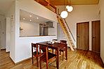 1棟1棟個性を持った建売住宅のママらく収納の家