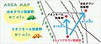 JR天拝山駅まで1950m