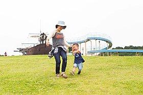 自然に戯れれる環境がのびのびと成長してくれそうな筑紫野市