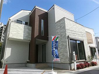 全13区画・モデルハウス堂々完成
