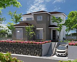 阪急売布神社駅 徒歩13分 敷地約54坪の間口の広い家