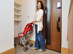 用途やライフスタイルに応じた収納空間をご提案します