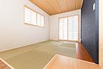 LDKと続き間の和室で約24帖の集いの空間が生まれます。