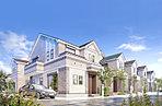 街並みがもうすぐ完成します。ぜひ現地でうつくしい街並みをごらんください。JR学研都市線「徳庵」駅から徒歩9分の便利な立地です。暮らしやすい稲田本町2丁目で新生活をスタートしませんか