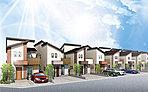 全邸30坪以上、駐車2台可能ゆとりのある邸が好評分譲中!長期優良住宅、耐震性能も国内最高等級取得の安心できる住まいです。