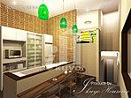 インテリアのイメージデザインです。お気に入りの家具に似合う、おこのみのテイストをお伝えください。