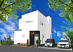 [イメージパース]低価格で自由設計を楽しんで頂けるオンリーワンの家※93m2より建築可能 1400万円~