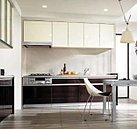 ■他社と比べて下さい。標準仕様に自信あり。外観デザイン・内外装材・キッチン等々、豊富なアイテムから自由にお選び頂けます。
