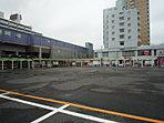 地下鉄本郷駅、バスターミナル、マックスバリュ