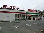 ヨークマート藤原店:徒歩14分(1060m)