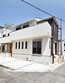 ◆伊賀町4期B号地◆外観写真 内覧できます♪