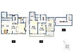 ◆伊賀町4期B号地◆間取図