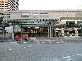 ◆JR総武線「市川駅」・・・徒歩14分