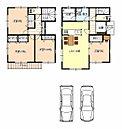 SANスタンダード標準29.5坪、性能やコンセプト住宅標準は28坪の設計。トップランナー基準仕様で将来にも安心がある構造や暮らしがあります