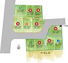 ジャストホームが考える区画に合わせた参考プラン