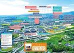 ●第14期分譲住宅【全9邸】配置図  プラン&分譲価格