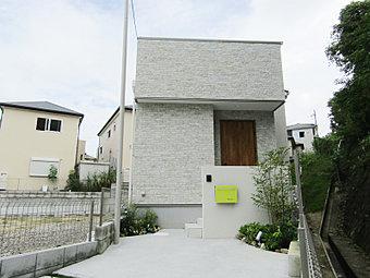 5号地モデルハウス外観